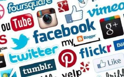 Sosiale infoskjermer