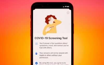 Infoskjermer i Covid-19