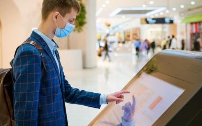 5 grunner til at din bedrift bør bruke digital signage